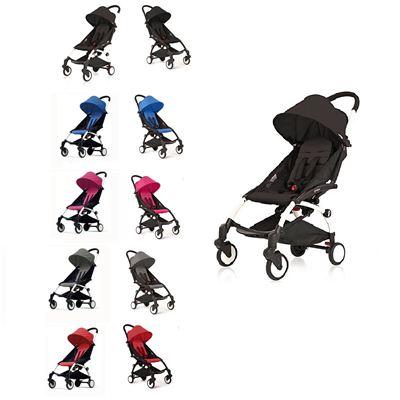 yoyo四轮伞车超轻便折叠避震可躺可坐婴儿车可上飞机